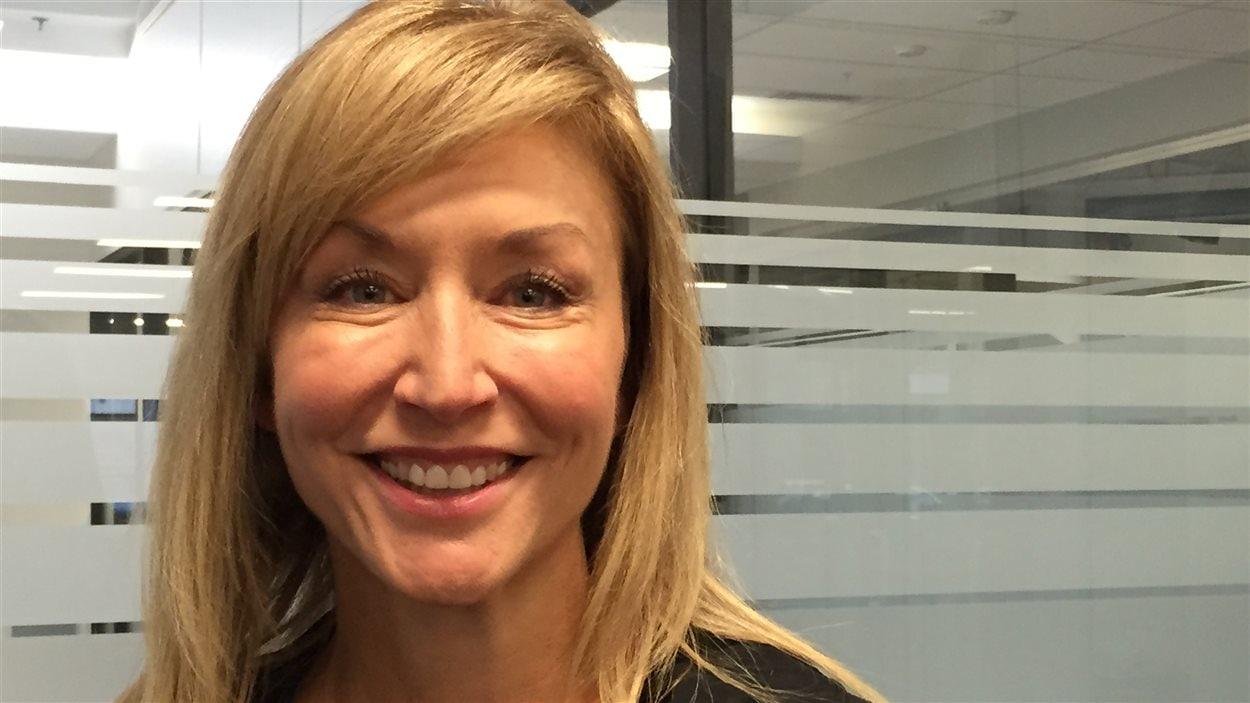 La candidate du Parti libéral dans Saskatoon-University, Cynthia Block.