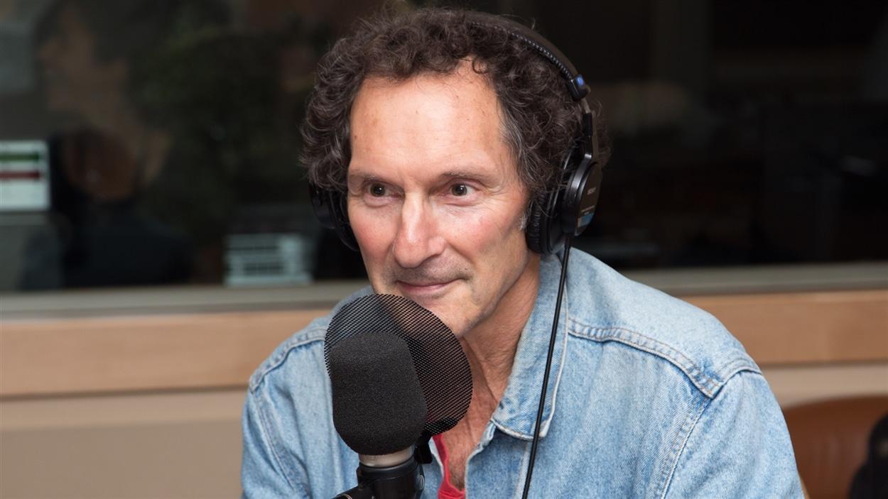 Le romancier, traducteur et journaliste David Homel