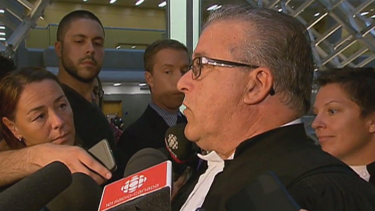 Le procureur de la Couronne, Me Marcel Guimont, estime que le juge «a tiré les bons arguments»