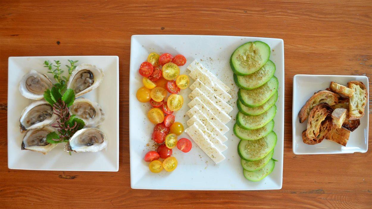 Des produits des Îles-de-la-Madeleine
