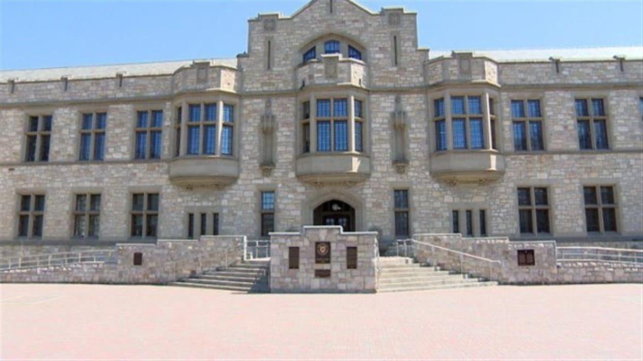 L'Université de la Saskatchewan à Saskatoon