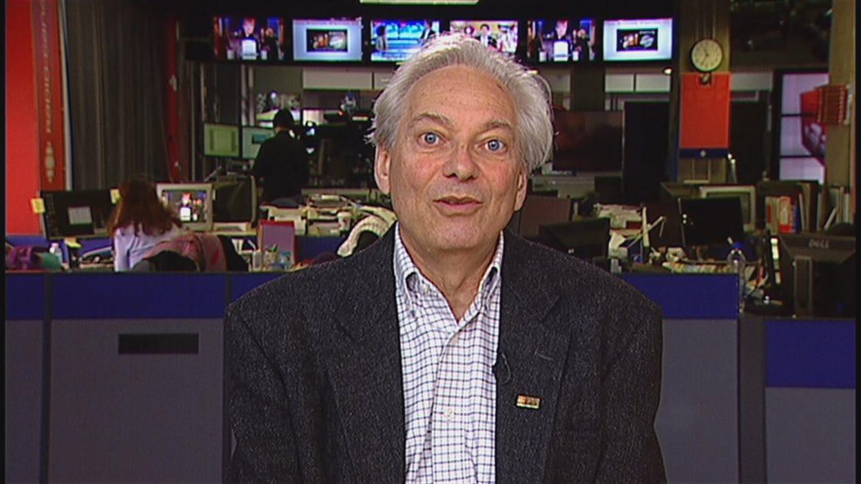 Luc Bouthillier, professeur en économie forestière à l'Université Laval