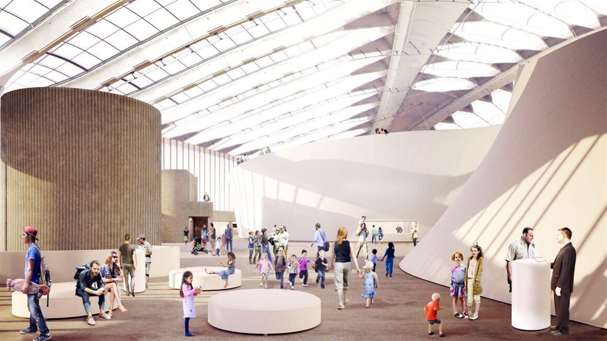 Le projet Migration revampera le Biodôme de Montréal.