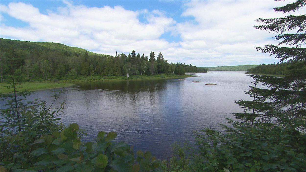 Le parc national du Lac-Témiscouata.