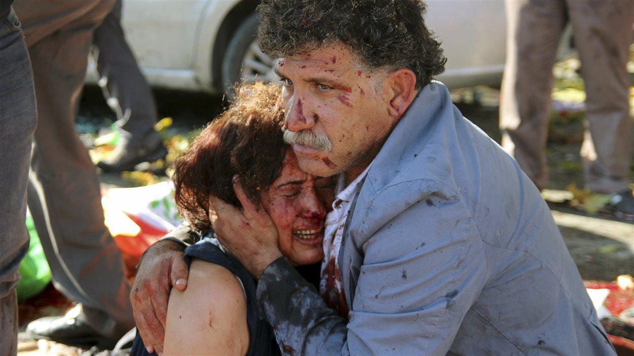 Une explosion a fait plusieurs morts à Ankara, en Turquie