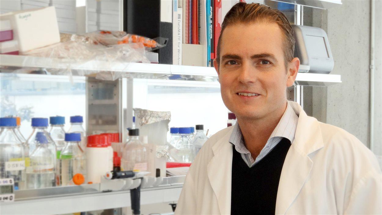Mads Daugaard est le scientifique qui a dirigé la recherche sur la protéine de la malaria comme cure contre le cancer.