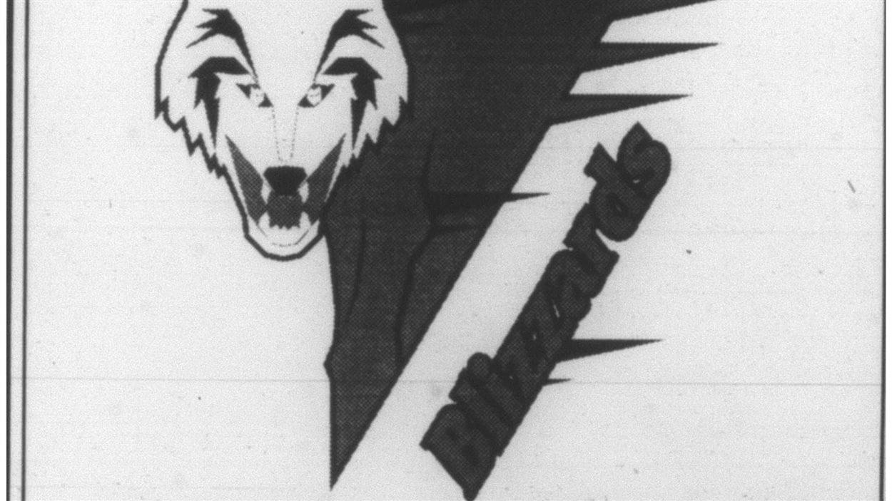 Le logo des Blizzards de Rouyn-Noranda