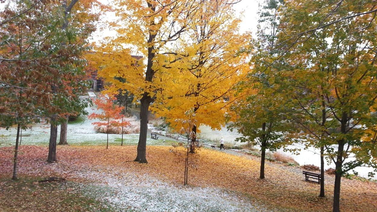 Parc Howard, à Sherbrooke