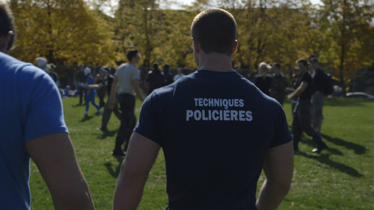 Le documentaire « Police Académie »