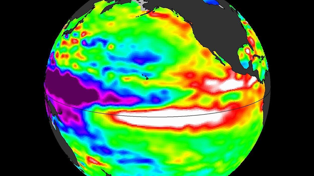 El Nino, le 20 août 2015