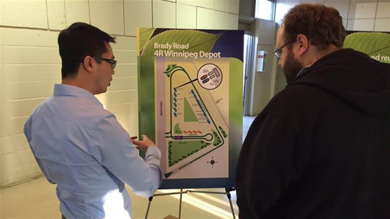 Le nouveau centre de recyclage « 4R Winnipeg » ouvrira d'ici la fin de l'année.