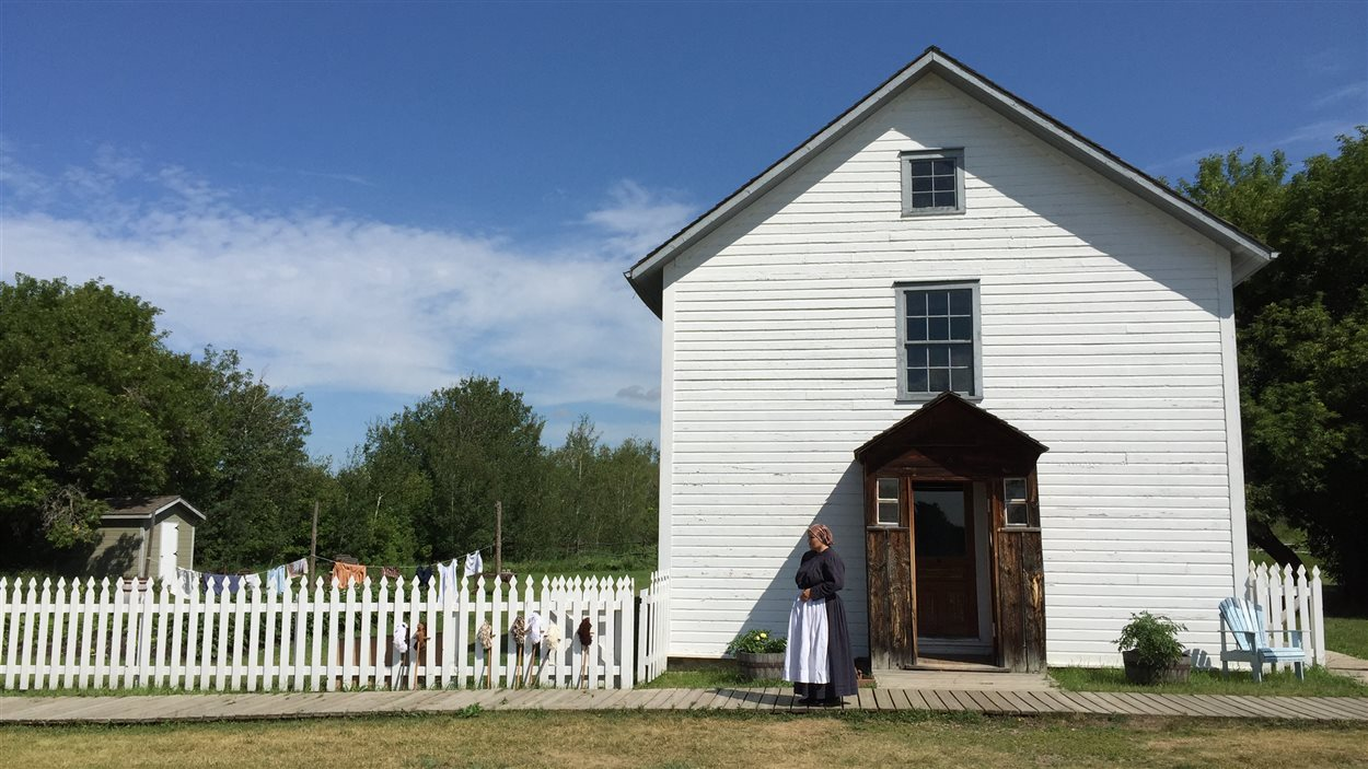 Site historique de Batoche, en Saskatchewan