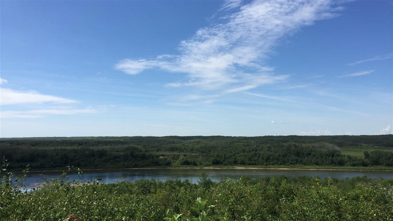 Site de Batoche, en Saskatchewan
