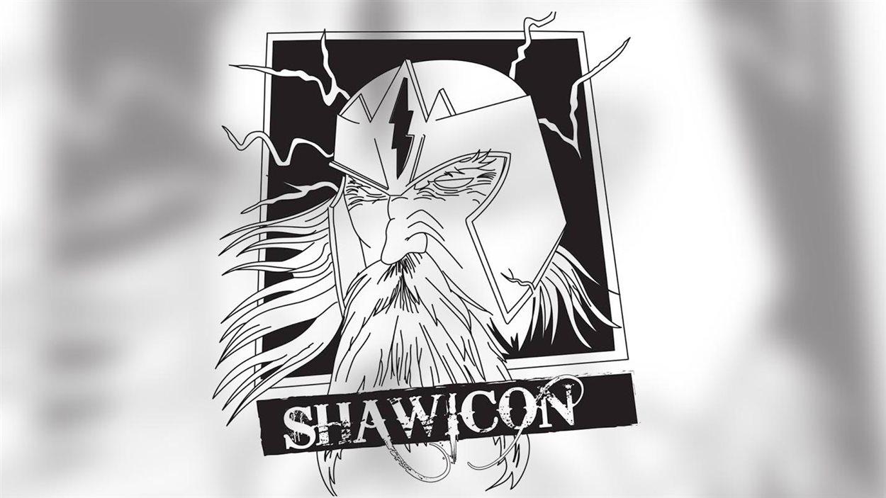 Le logo du Shawicon