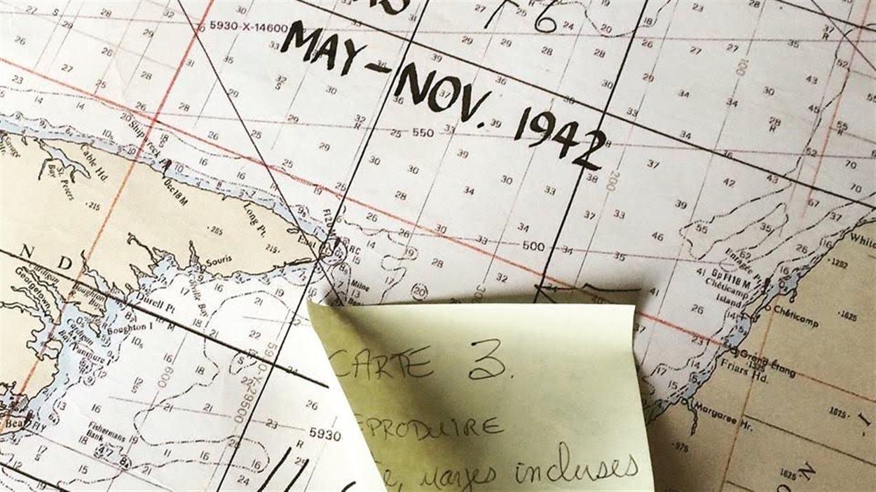 carte-golfe-u-boat-bataille-1942