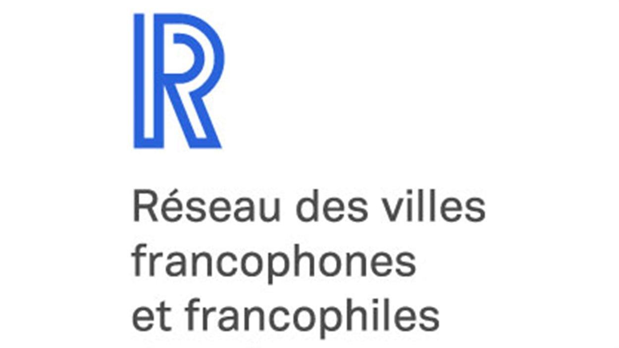 Le logo du Réseau des villes francophones et francophiles d'Amérique