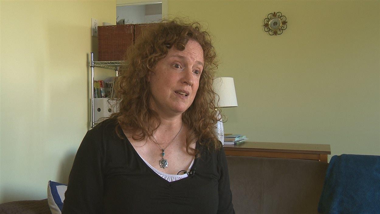 Anna Cone, mère d'un enfant autiste