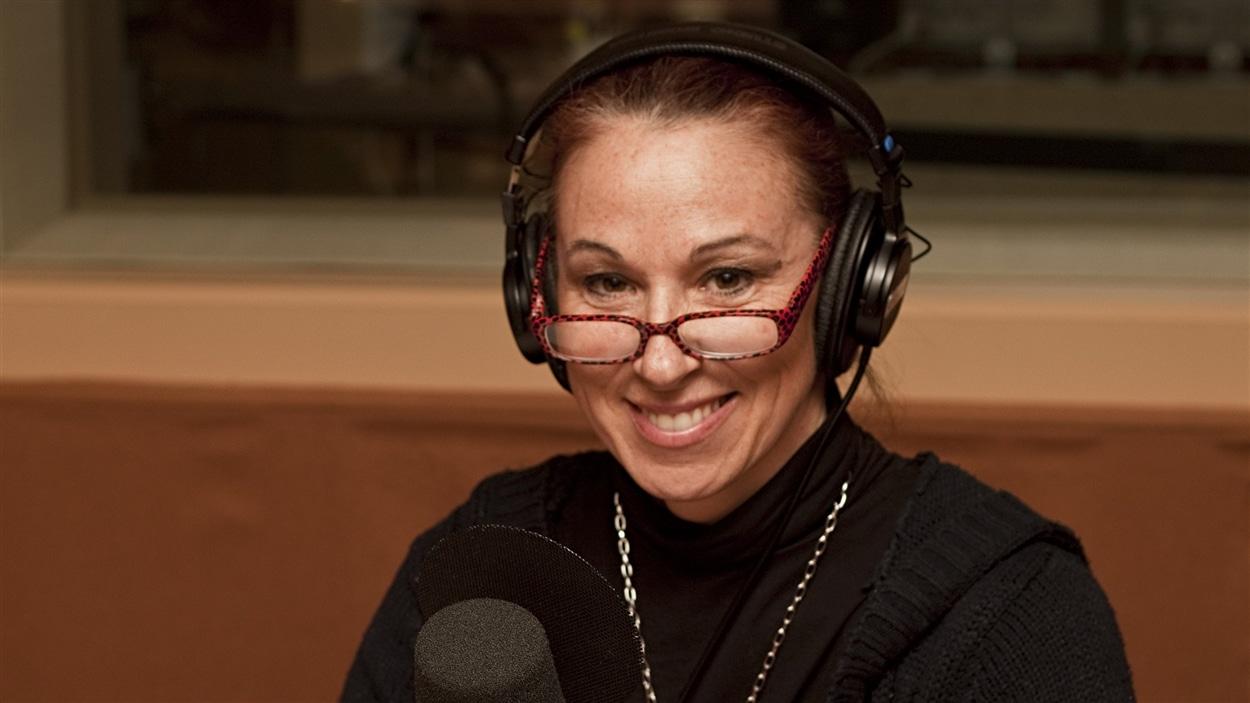 Nathalie Lambert à Radio-Canada