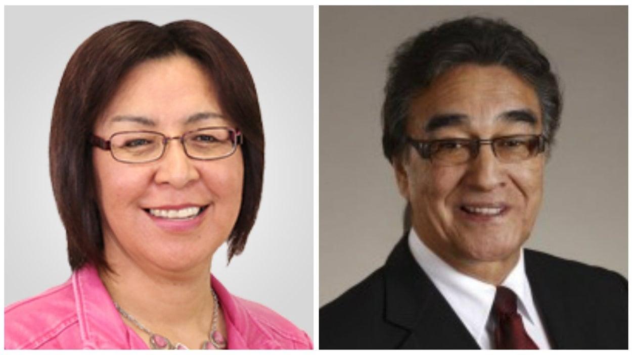Georgina Jolibois du Nouveau Parti démocratique a gagné la circonscription de Desnethé-Missinippi-Rivière Churchill par 71 voix contre le candidat libéral Lawrence Joseph.