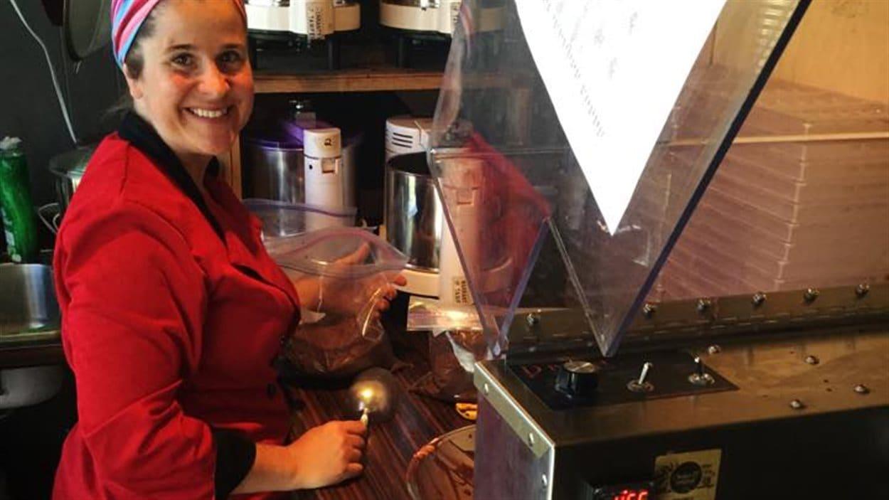 Du chocolat fabriqué de A à Z à la Brûlerie du Quai de Carleton-sur-Mer
