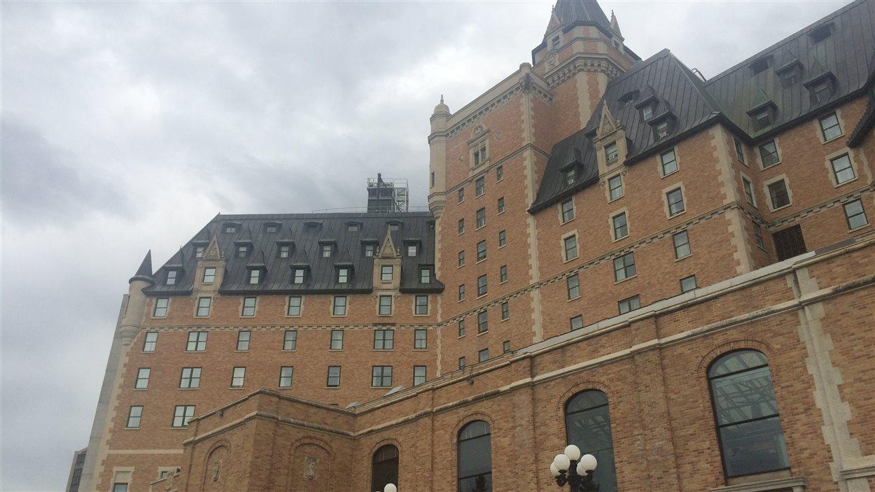 L'hôtel Delta Bessborough de Saskatoon