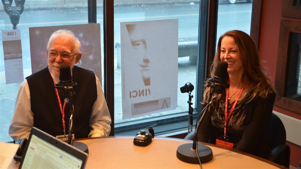 Claude Steben et Nathalie Ducharme