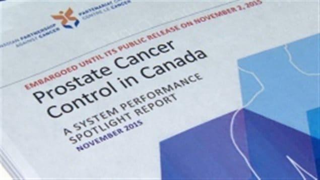 fundación de próstata canadá