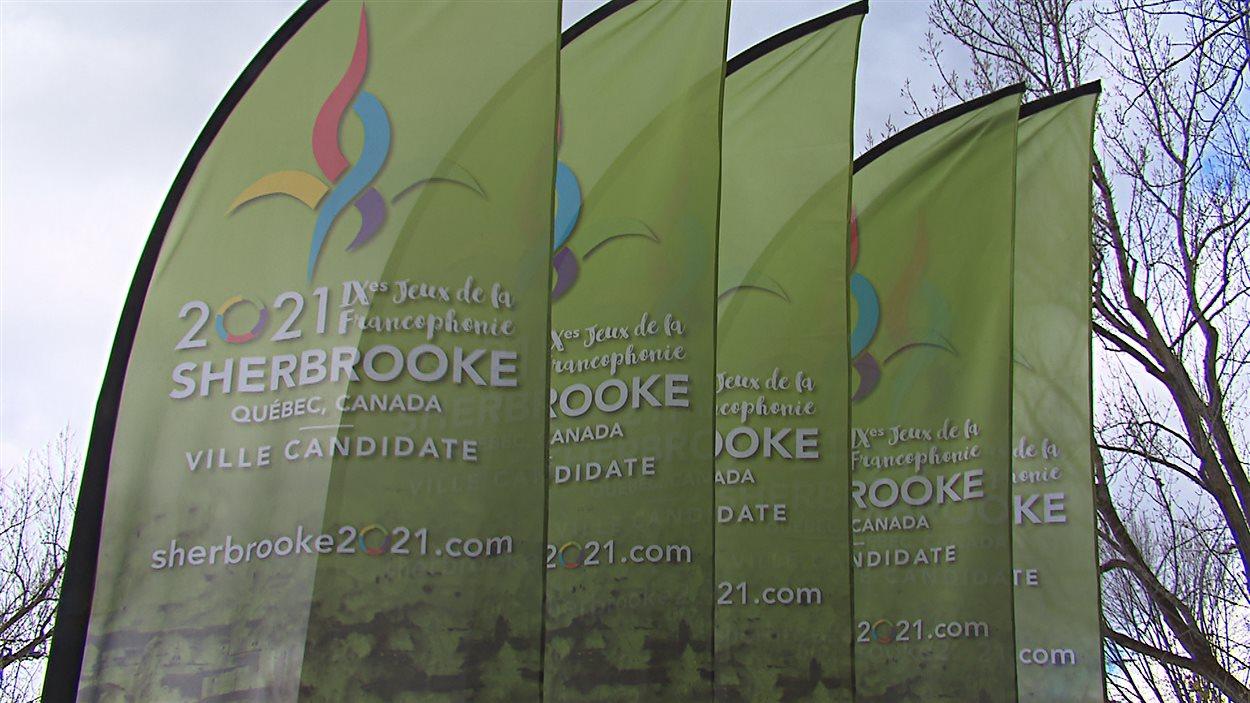 Sherbrooke, ville candidate pour l'obtention des Jeux de la Francophonie de 2021