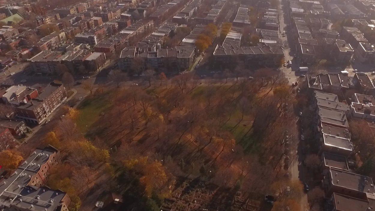 Le parc Baldwin