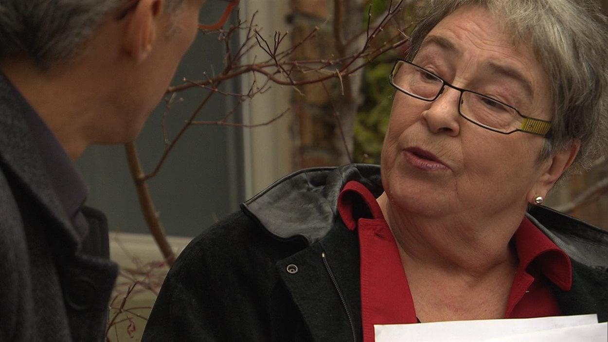 Denise Charpentier a dû payer 150 000 $ pour décontaminer son terrain, situé sur l'ancien dépotoir Fullum, près du parc Baldwin, avant de vendre la propriété.