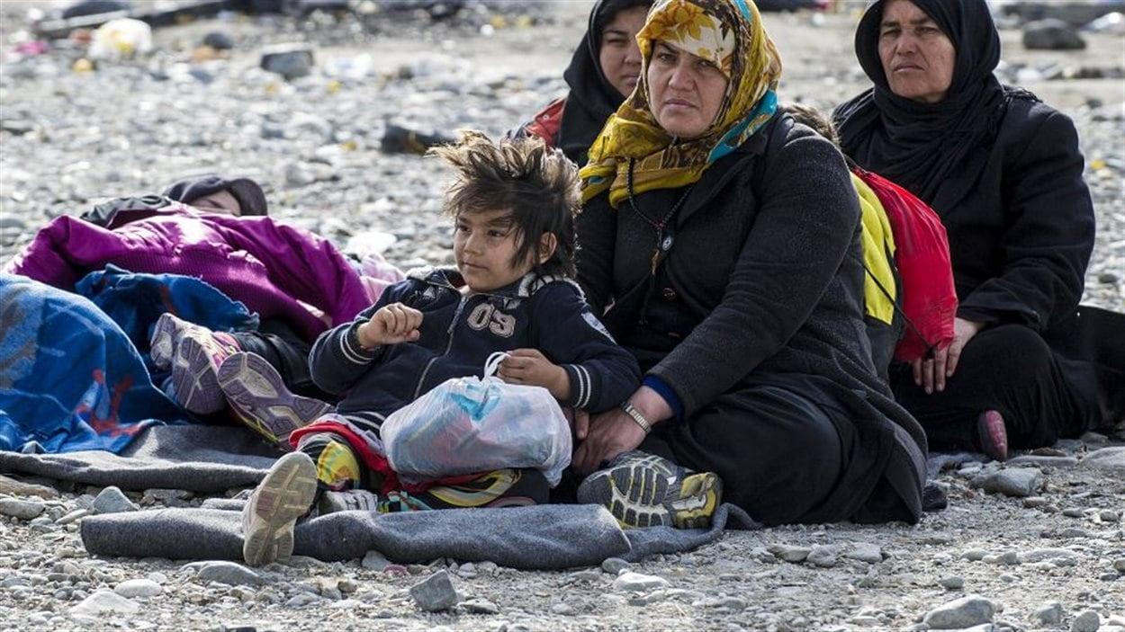 Le nouveau gouvernement libéral canadien a promis d'accueillir 25 000 réfugiés syriens d'ici la fin de l'année. (Photo: Robert Atanasovski Agence France-Presse)