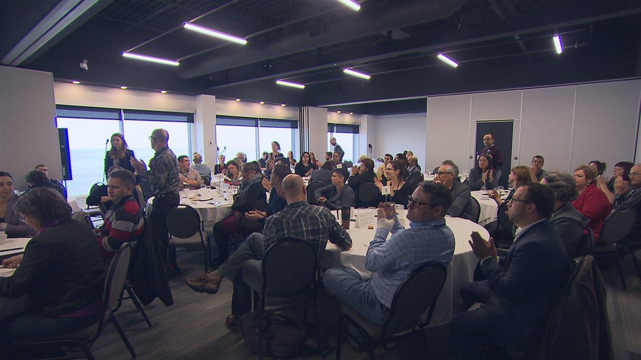 Le 12e colloque de l'Association touristique de la Gaspésie tenu à Matane