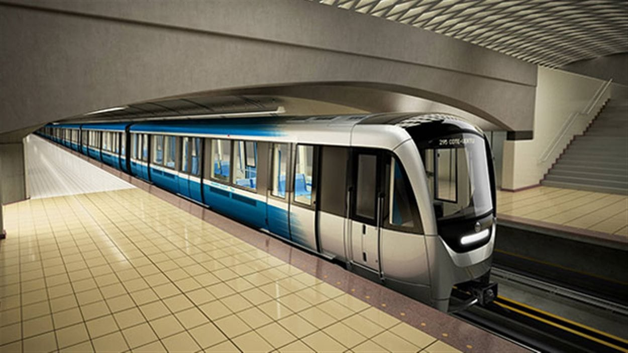 Nouveua métro AZUR