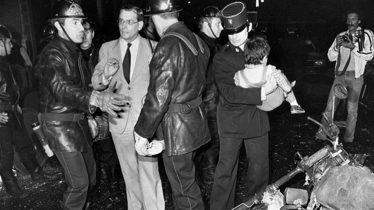 Explosion rue Copernic, à Paris, le 3 octobre 1980