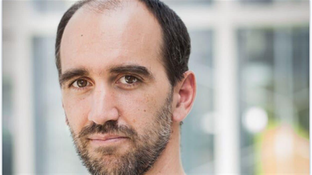 Tom Gleeson, ingénieur hydrologue à l'université de Victoria, auteur d'une étude sur le renouvellement des nappes phréatiques de la Terre