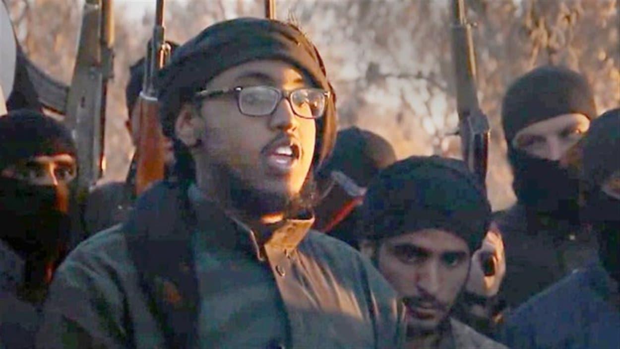 Farah Mohamed Shirdon parmi les djihadistes