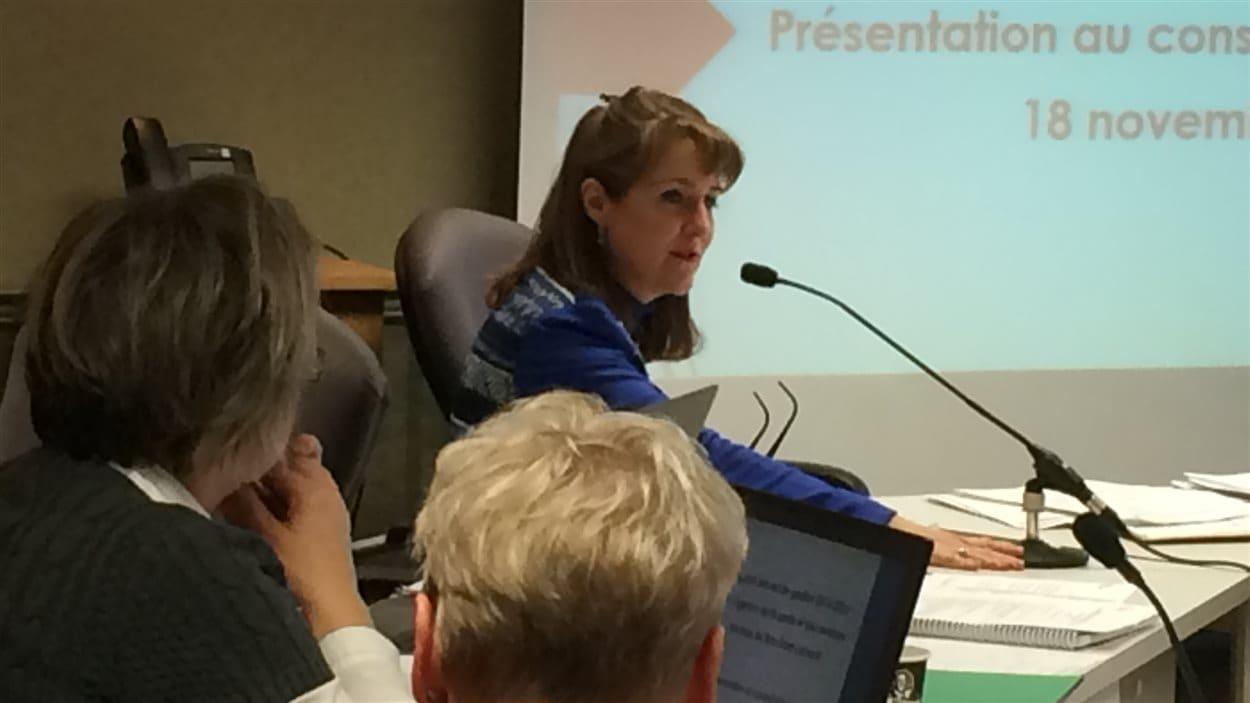 Isabelle Malo, PDG, Centre intégrée de santé et de services sociaux du Bas-Saint-Laurent