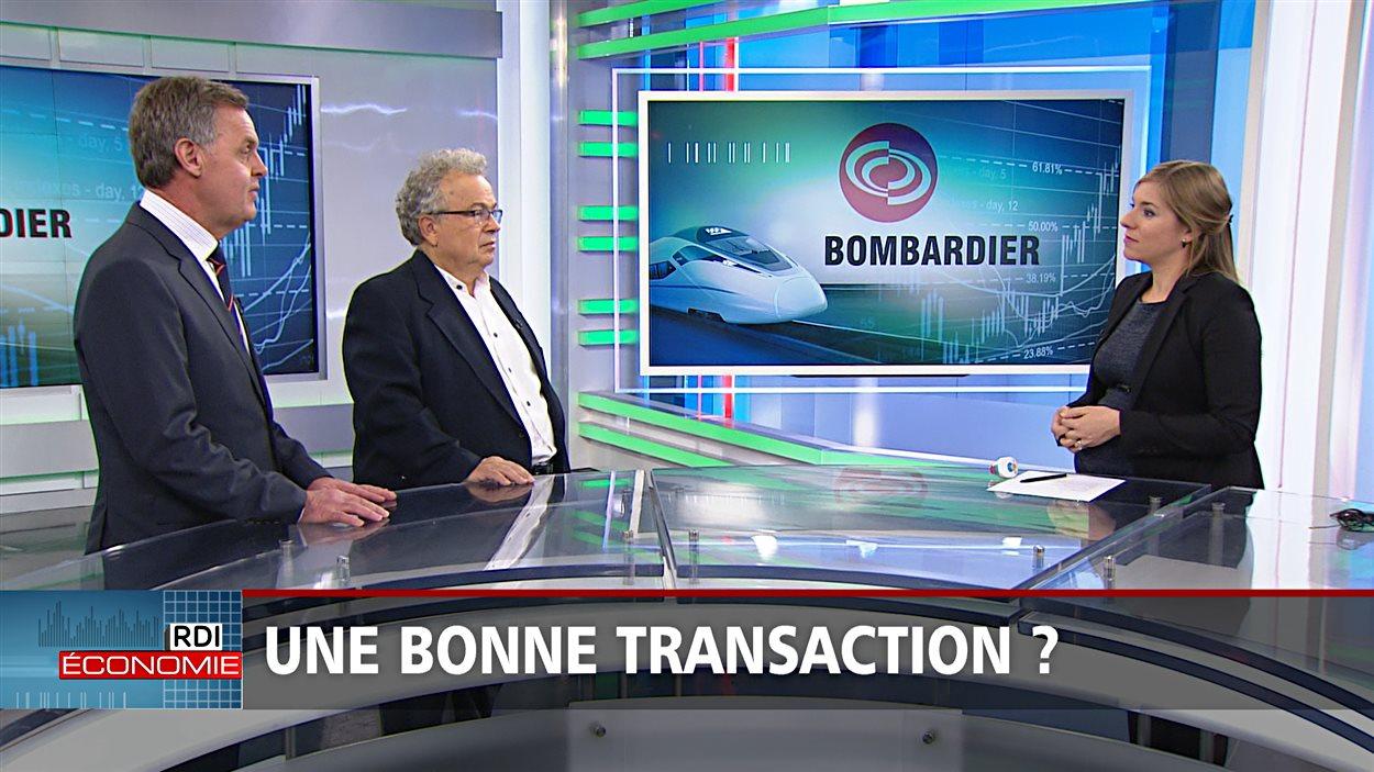 Entrevue avec Carl Simard et Daniel Bordeleau
