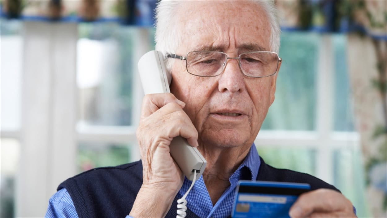 Fraude téléphonique