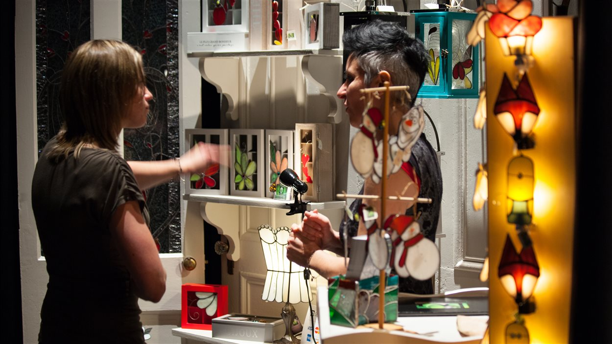 Salon des métiers d'art de Trois-Rivières
