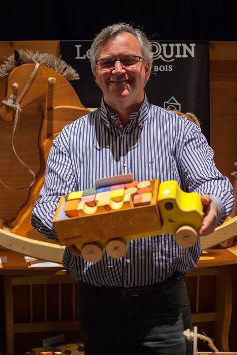 Fabrication de jouets en bois Le Trusquin