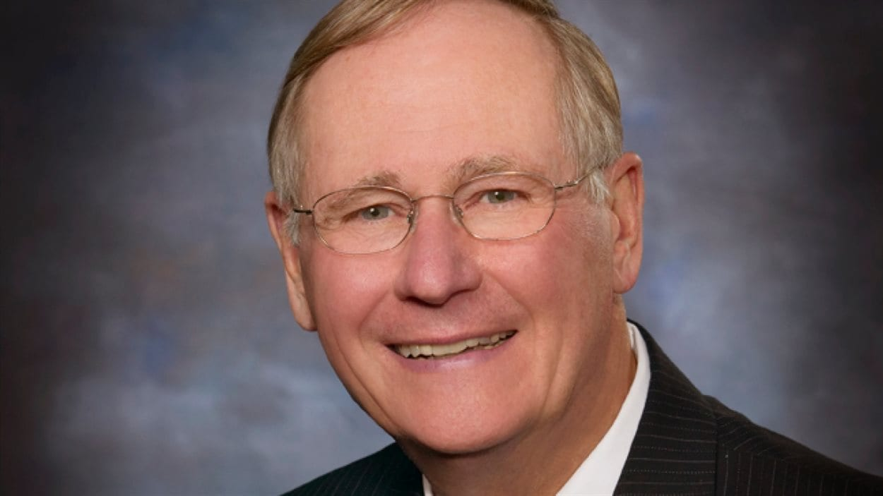L'ex-commissaire à l'éthique de l'Alberta, Neil Wilkinson.