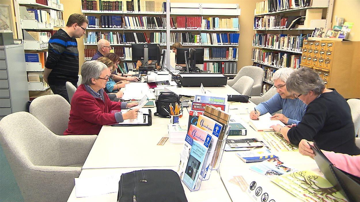 Portes ouvertes dans le cadre de la Semaine nationale de la généalogie à Sept-Îles