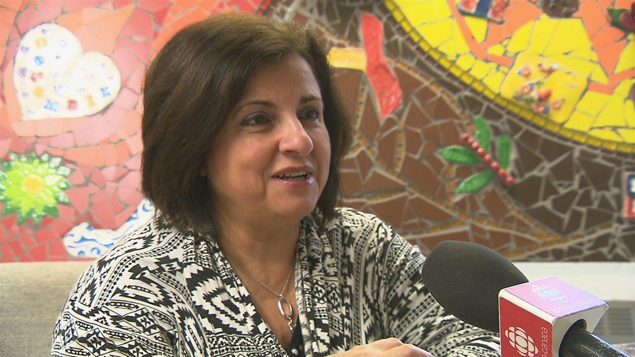 Mahnaz Fozi, directrice générale, Accueil et Immigraiton Bas-Saint-Laurent