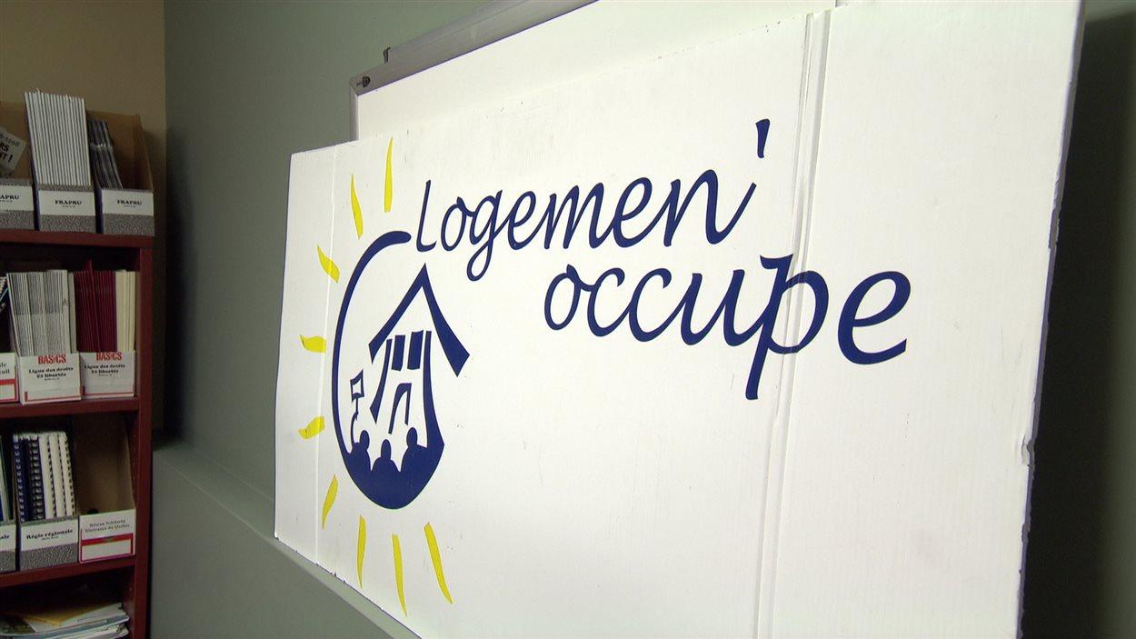 Affiche de l'organisme Logemen'Occupe
