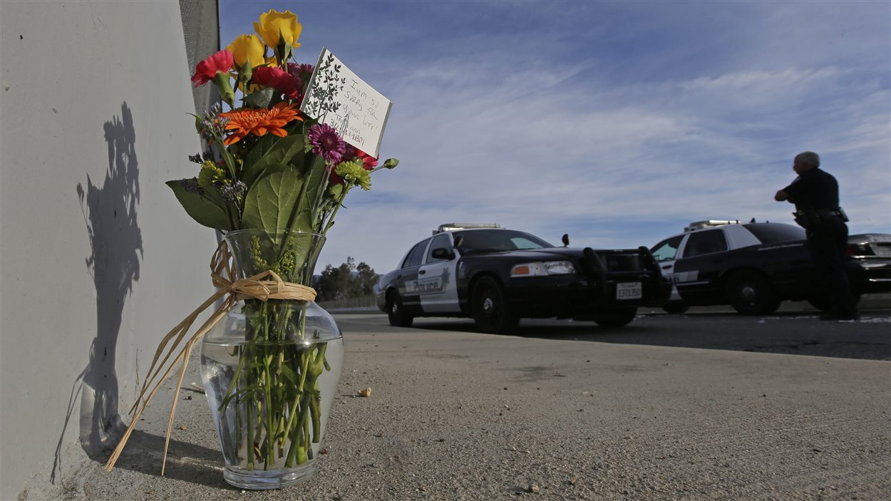 La fusillade survenue à San Bernardino rappelle à quel point les risques d'être victime de pareil événement sont élevés aux États-Unis.