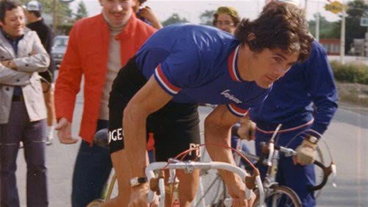 Le cycliste sur piste a été 14 fois champion du monde.