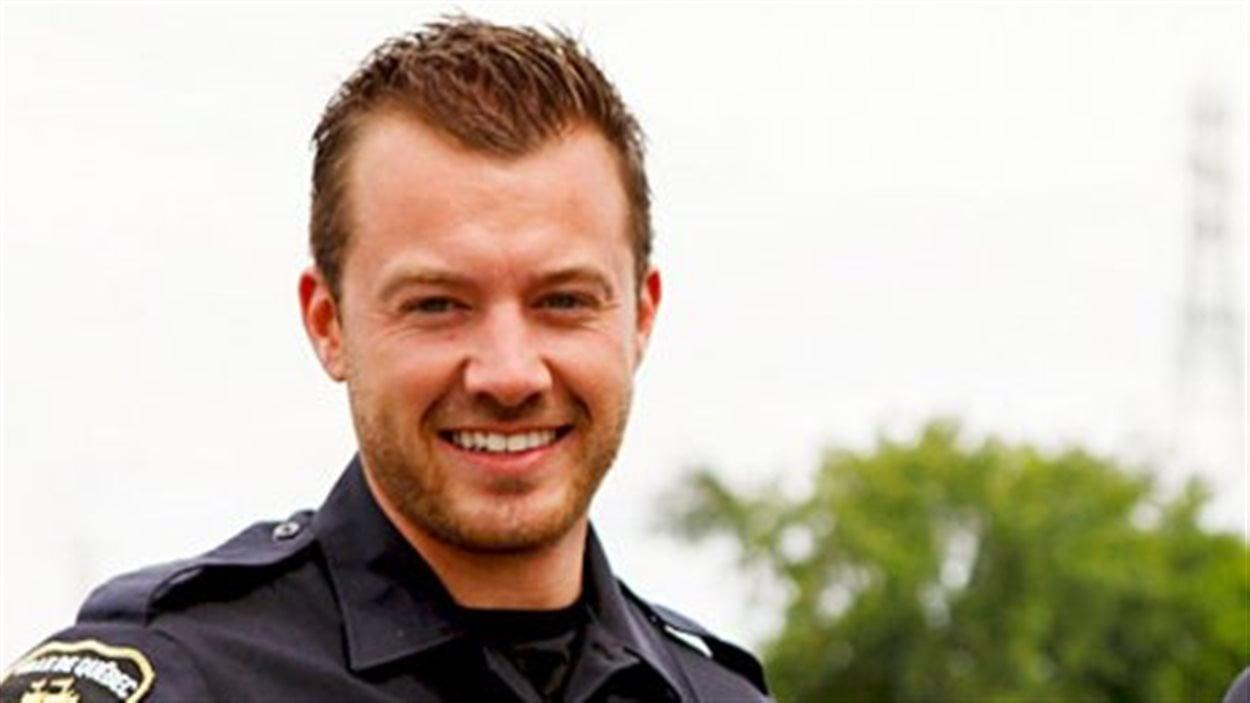 Le policier Jean-Bernard Lajoie fait face à de graves accusations.