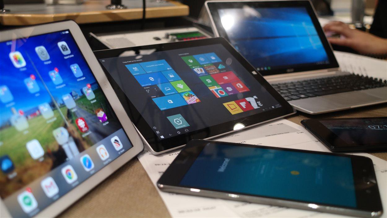 Bien choisir sa tablette tactile