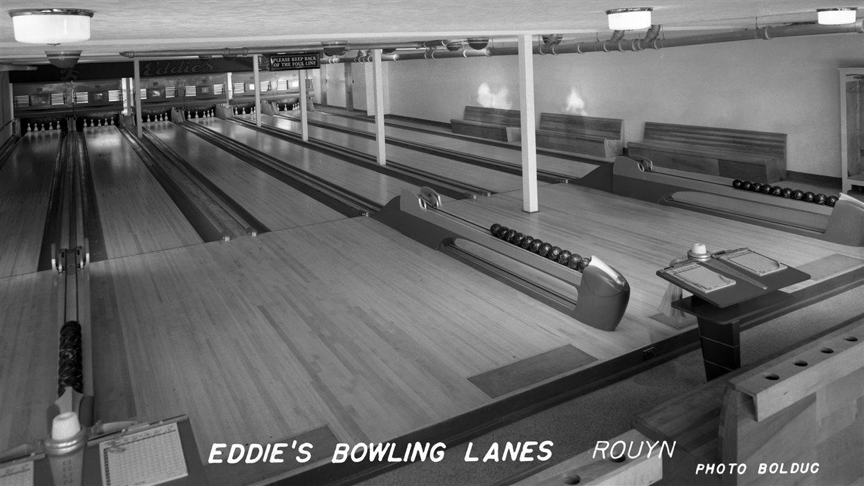 Eddie's Bowling, Rouyn-Noranda